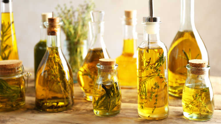 Oils for Low Porosity Hair