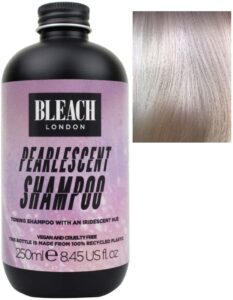 Bleach London Pearlescent Shampoo Review