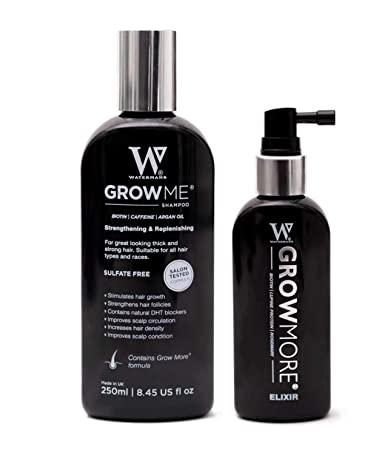 Watermans Hair Growth Shampoo