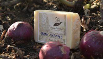 Aroma Essentials Onion Shampoo review